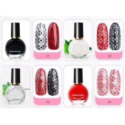 Special nail polish for...