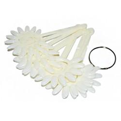 Матовый веер планшет-цветок...