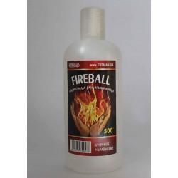Liquid for lighting a fire...