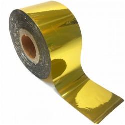 Foil Gold Length 1 meter...