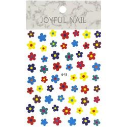 Стикеры для ногтей JOYFUL...