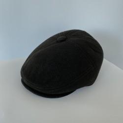 Шерстяная шапка-пятиклинка...