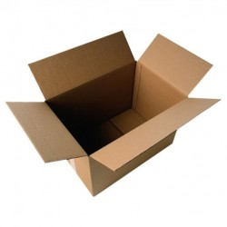 Картонная коробка...