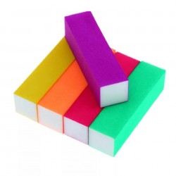 Four-sided buff in bright...
