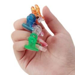 Small plastic arch clip...