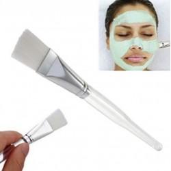 Brush for applying masks...