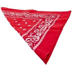 Bandana scarf RED P13-27-1...