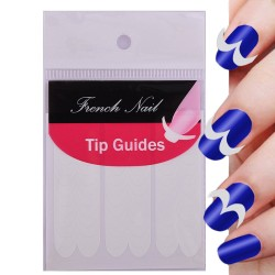Strips for French manicure...