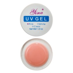 Gel for nail extension PINK...