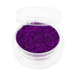 Глиттер Тёмно Фиолетовый....