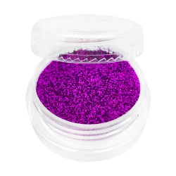 Глиттер Ярко-Фиолетовый ....