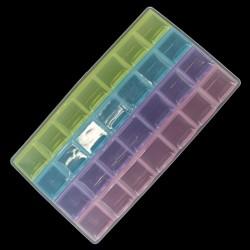 Разноцветный контейнер БЕЗ...