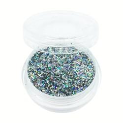Glitter in a jar SILVER...
